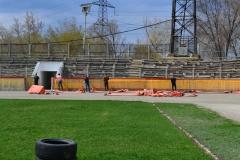 Стадион Труд, 16 апреля 2016, фото 6